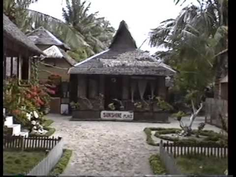 1992  93  Boracay Island, Philippines  Part 1