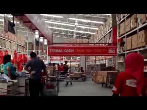 Lotte Mart Wholesale Yogyakarta Indonesia