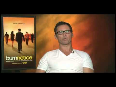 Burn Notice Season 7 Exclusive: Jeffrey Donovan