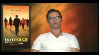 Burn Notice Season 7 Exclusive: Jeffrey Donovan