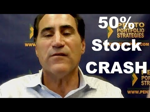 Over 50% Stock Crash Coming | Michael Pento