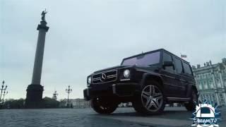 Mercedes G63 AMG! TEST! The BEST/Гелик Нагиева. Мощь. Super masina, UN IDEAL
