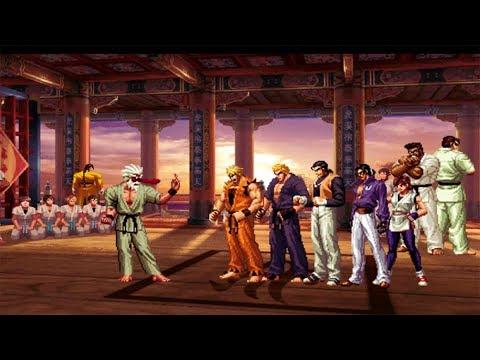 Mr. Karate VS. Kyokugenryu Karate Team
