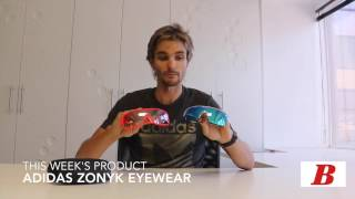 Bicycling's RAD GEAR: Adidas Zonyk Sunglasses