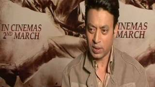 Irrfan Khan on Paan Singh Tomar - Exclusive Interview