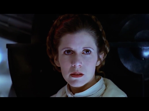 Star Wars Fans Pay Tribute to Carrie Fisher - Star Wars Celebration 2017
