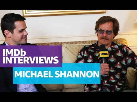 Michael Shannon on