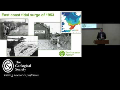 London Lecture: Rain rain go away … are we ready for our future flood risk?