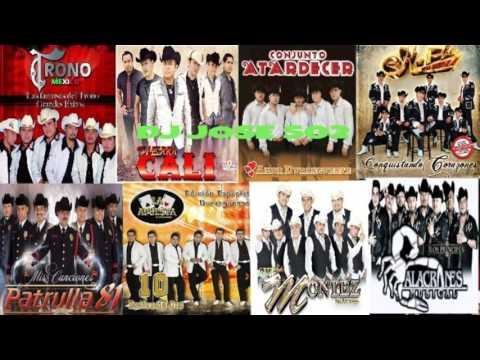 Mix 2017 Tierra Cali El Trono De mexico patrulla 81 Kpaz De la Sierra Montez De durango