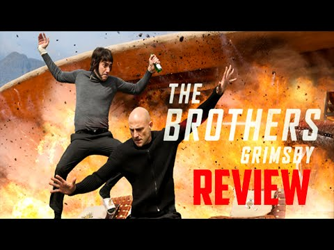 The Brothers Grimsby Movie Review (Sacha Baron Cohen and Mark Strong)