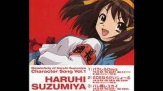 Suzumiya Haruhi no Yuutsu -  SOS Nara Daijoubu by Haruhi