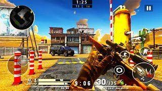Counter Terror Sniper Shoot V2 ▶️ Best Android Games - Android GamePlay HD - Action Games Android #2