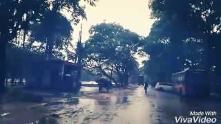 Ekdin brishtite bikele-Jahangirnagar Campus