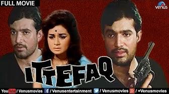 Ittefaq Full Movie   Bollywood Classic Movies   Rajesh Khanna Movies   Superhit Hindi Movies