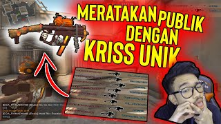 KRISS DENGAN KEKERAN AWP?! KRISS UNIK RATAIN PUBLIK!! // Gameplay Point Blank Zepetto Indonesia