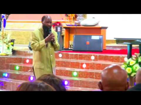 REMOVING THE SANDALS FROM THE HOUSE OF THE LORD- Dr. Owuor in DR CONGO