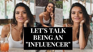 INSIDE SCOOP ON THE INFLUENCER LIFE