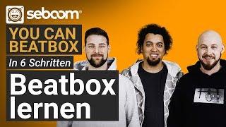 Beatbox Tutorial: In 6 Schritten Beatboxen lernen [2020] - Seboom