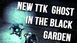 Destiny - New TTK Ghost in Black Garden! (Tharsis Junction, Patrol,  No Damage Wall)