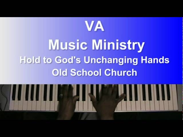 Hold To Gods Unchanging Hands Chords Chordify