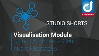 Studio Shorts - Visualisation - Using PA Zones to send Audio Messages