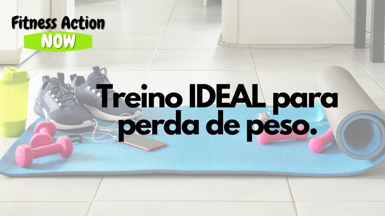 Treino IDEAL para PERDER PESO.