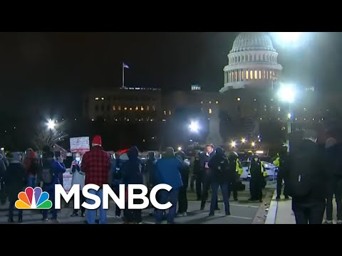 'This Looks Like An Insurgency': Ignatius On The Pro-Trump Mob's Violent Flame-Out   MSNBC