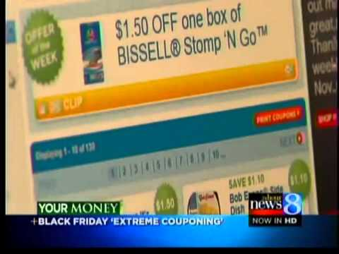 Beat Black Friday with online coupons