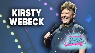 Kirsty Webeck - 2021 Opening Night Comedy Allstars Supershow