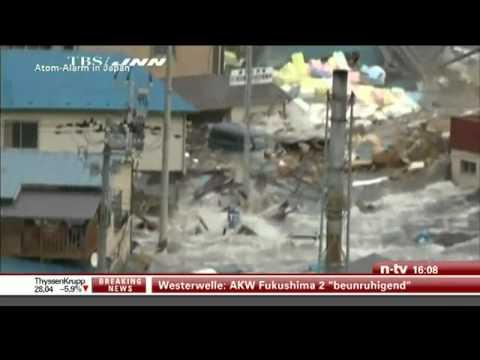 News Spezial vom 13.03.2011 Mega-Beben in Japan (Zeit 16,00 Uhr) Part 6