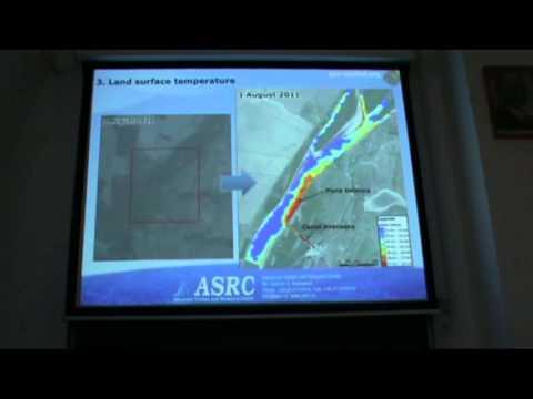 Land & Sea Surface Temperature - produse satelitare disponibile - Sorin Constantin