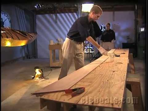Part 3 - Building a Stitch-and-Glue CLC Kayak