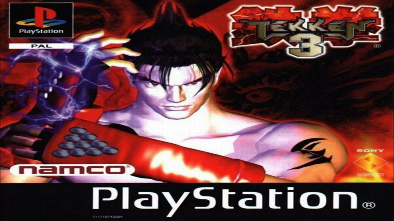 Back In Time Tekken 3 Ps1 Youtube