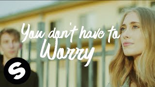 Mesto - Don't Worry (feat. Aloe Blacc) [Otsem Mix] (Official Lyric Video)