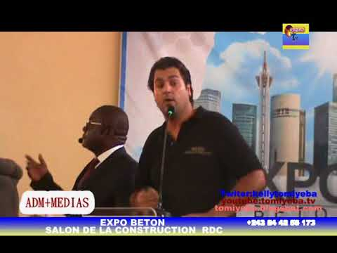tomiyeba.tv EXPO BÉTON SALON DE LA CONSTRUCTION