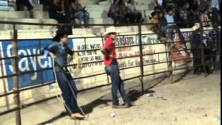 Jaripeo en Las Varas, Nayarit / 27 de Junio de 2015