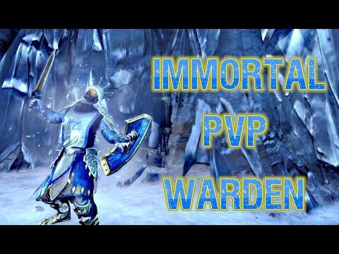 ESO: Immortal PvP Magicka Warden Build! (MagDen) - Harrowstorm 2020