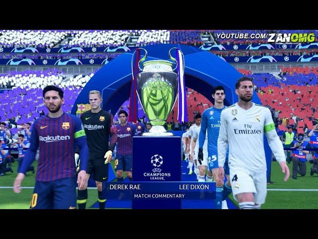 Fifa 19 Video Game When Is It Released Champions League