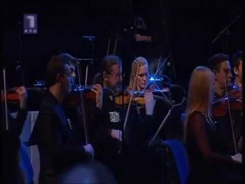 Charles Ives - The Unanswered Question Live in Belgrade