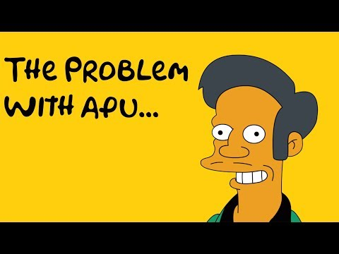 In 2018, People Consider The Simpsons' Apu A Problem. That's The REAL PROBLEM. #TheProblemWithApu