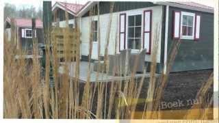 Nieuw! het Deux Chalet op Ardoer Vakantiepark de Meerpaal in Zoutelande