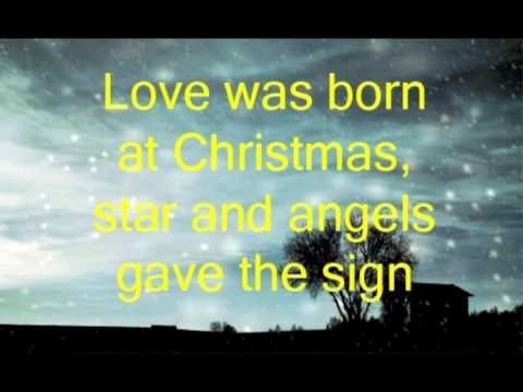 Love Came Down at Christmas (traditional)