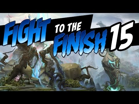 Dota 2 Fight to the Finish - Ep. 15
