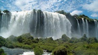 Водопады Игуасу Бразилия. часть 1. Iguazu Falls Brazil
