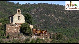 Ardèche - Thines Village de caractère