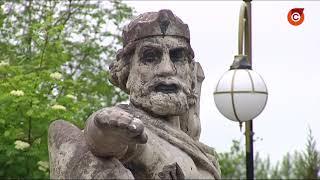 Когда в Мариуполе заработает фонтан «Посейдон»?