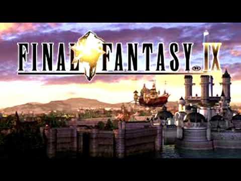 Final Fantasy IX 9 Disk 1 Alexandria