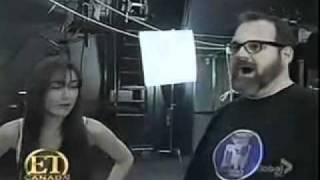 FELIX TERROR: Smash Cut starring David Hess and Sasha Grey featured on Entertainment Tonight 360p