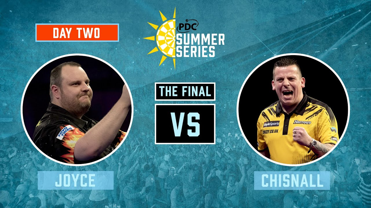 Chisnall v Joyce | Final | PDC Summer Series Day Two