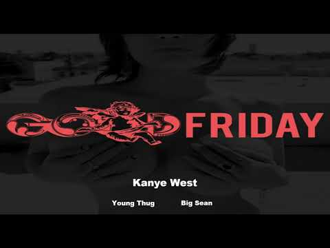 Kanye West ft. Young Thug & Big Sean - Wouldn't Leave G.O.O.D MUSIC (YE Album Unreleased)
